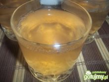 Galaretkowy kompot jabłkowy