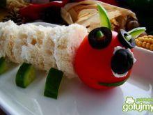 Gąsienica śniadaniowa