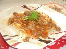 Gęsty sos do makaronu z mozzarellą