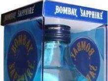 Gin w szafirowej butelce