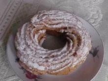 Gniazdka z ciasta parzonego