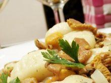Gnocchi z kurkami