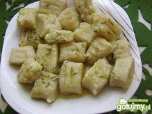 Gnocchi z masłem i rozmarynem
