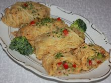 Goląbki brokułowe