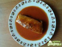 Gołąbki w sosie pomidorowym 5