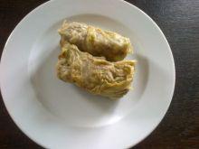 Gołąbki z kaszą gryczaną i boczkiem