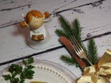 Gołąbki z kaszą jęczmienną i grzybami