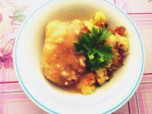 Gołąbki z kaszy jęczmiennej jaglanej ryżu