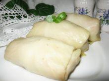 Gołąbki z mięsa gotowanego