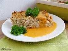 Gołąbki z piekarnika z serem żółtym