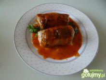 Gołąbki z ryżem i mięsem wg Megg