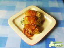 Gołąbki z włoskiej kapusty 3