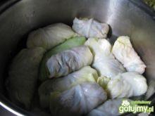 Gołąbki z ziemniakami wg Siedlce