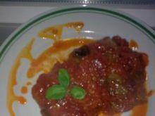 Gołąbki ze szpinakiem i gorgonzolą