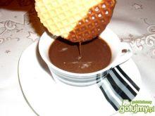 Gorąca czekolada z cytrynowym aromatem