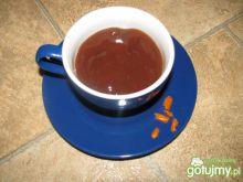 Gorąca czekolada z pomarańczową nutką