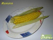Gotowana kukurydza
