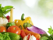 Gotowanie warzyw na parze