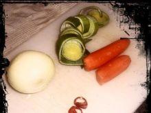Gotowanie warzyw w małej ilości wody