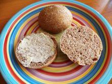 Grahamki z maszyny do chleba