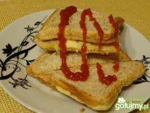 Grahamkowe sandwiche