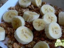 Granola z bananem
