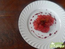 Grejpfrut w czerwonym winie