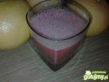 Grejpfrutowe smoothie
