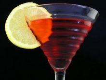 Grey Goose Orange Cosmpolitan