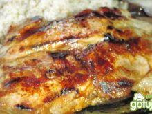 Grillowana karkówka miodowo-pieprzowa