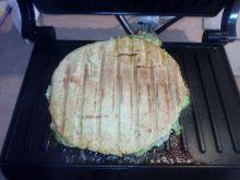 Grillowana pita z karkówką