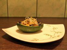 Grillowana sałatka z awokado