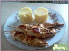 Grillowane falbanki z kurczaka