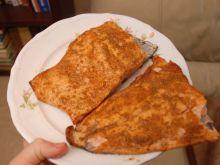 Grillowane filety z łososia