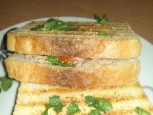 Grillowane kanapki z tuńczykiem