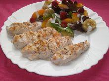 Grillowane warkocze z kurczaka z nutą cynamonu
