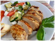 Grillowany kurczak rozmarynowy