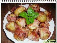 Grilowane ziemniaki z boczkiem Eli