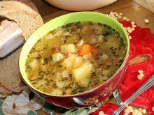 Grochówka - zupa grochowa