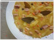 Grochowo-dyniowa zupa Eli