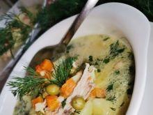 Zupa z groszkiem - pyszna i zdrowa