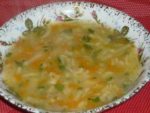 Grysikowa z mięsem i warzywami