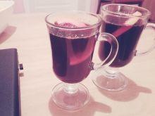 Grzane wino z grejpfrutem i goździkami