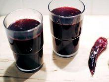 Grzane wino z kardamonem i chilli