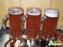 Grzaniec piwny z cynamonem
