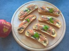 Grzanki po neapolitańsku z anchois