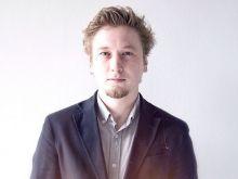 Grzegorz Łapanowski na widelcu