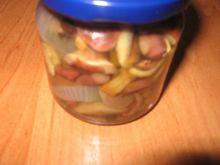 grzybki marynowane