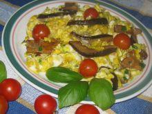 Grzybowa jajecznica