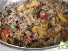 Grzybowe risotto
